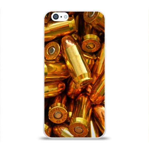 Чехол для Apple iPhone 6 силиконовый глянцевый  Фото 01, Патрон