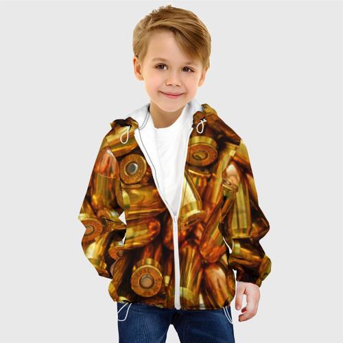 Детская куртка 3D  Фото 03, Патрон