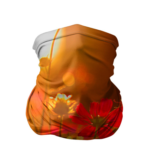 Бандана-труба 3D  Фото 01, Цветы