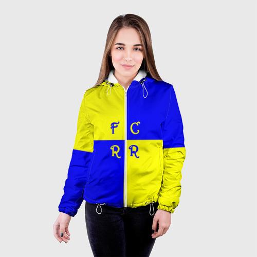 Женская куртка 3D  Фото 03, ФК Ростов