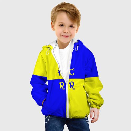 Детская куртка 3D  Фото 03, ФК Ростов