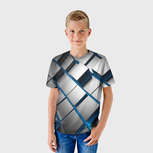 Детская футболка 3D Текстура