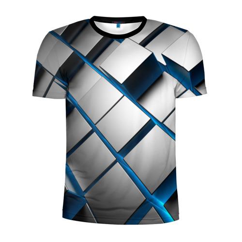 Мужская футболка 3D спортивная  Фото 01, Текстура