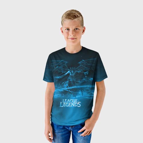 Детская футболка 3D  Фото 01, League of legends