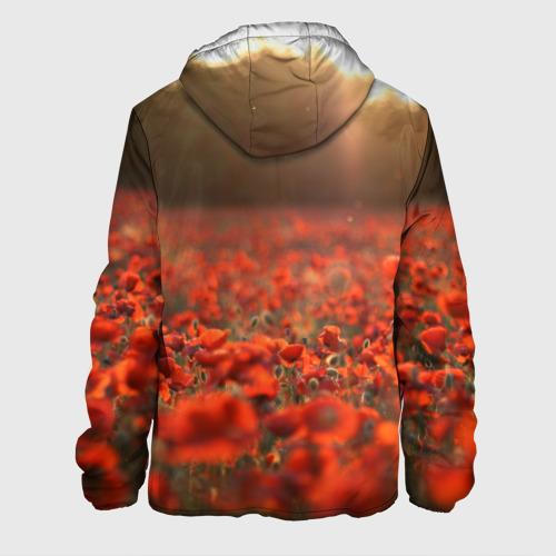 Мужская куртка 3D  Фото 02, Маки