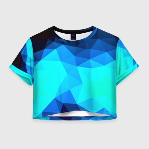 Женская футболка Cropp-top Pilygon Фото 01