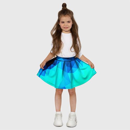Детская юбка-солнце 3D Pilygon Фото 01