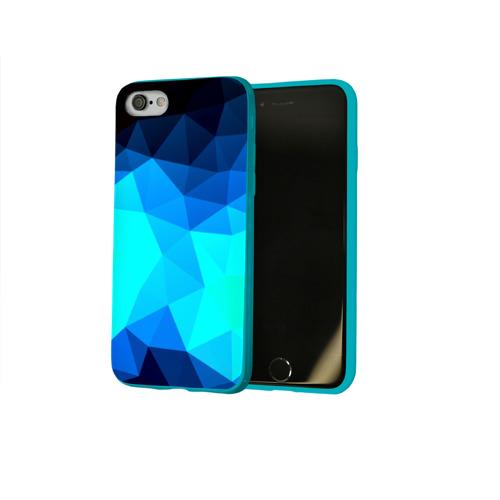 Чехол для Apple iPhone 8 силиконовый глянцевый Pilygon Фото 01