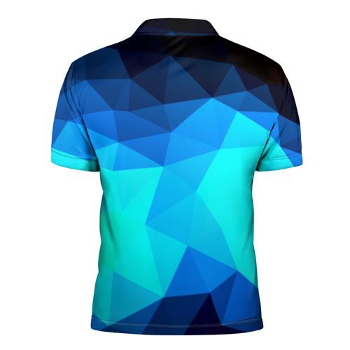 Мужская рубашка поло 3D Polygon