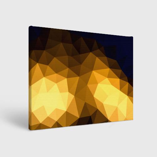 Холст прямоугольный  Фото 01, Абстракция
