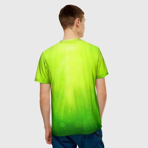 Мужская футболка 3D  Фото 02, flipsid3  3