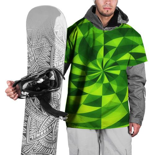 Накидка на куртку 3D  Фото 01, Текстура