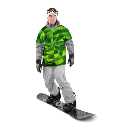 Накидка на куртку 3D  Фото 03, Текстура