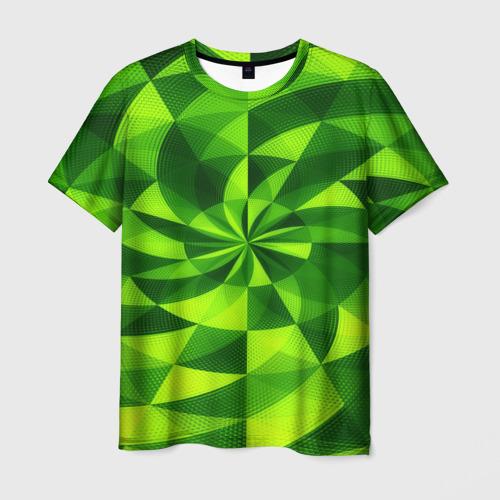 Мужская футболка 3D  Фото 01, Текстура