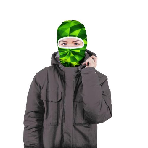 Балаклава 3D  Фото 04, Текстура