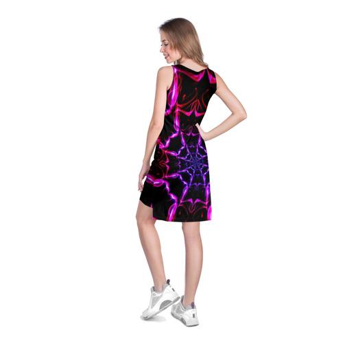 Платье-майка 3D  Фото 04, Паутина