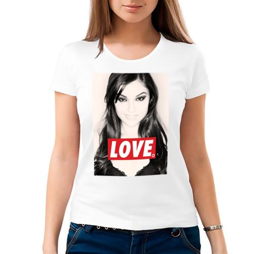 Женская футболка хлопок  Фото 03, Sasha Gray