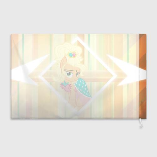 Флаг 3D  Фото 02, Yellow