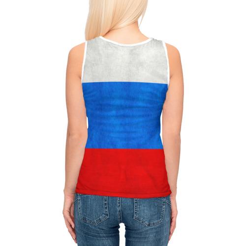 Женская майка 3D  Фото 04, Russia (from 163)
