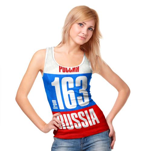 Женская майка 3D  Фото 05, Russia (from 163)