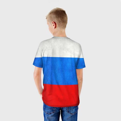 Детская футболка 3D  Фото 02, Russia (from 34)