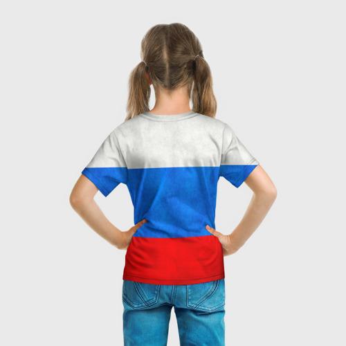 Детская футболка 3D  Фото 04, Russia (from 34)