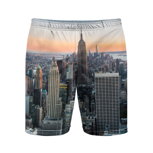 Мужские шорты 3D спортивные Америка