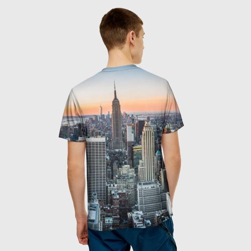 Мужская футболка 3D  Фото 02, Америка