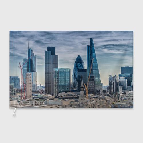 Флаг 3D London Фото 01
