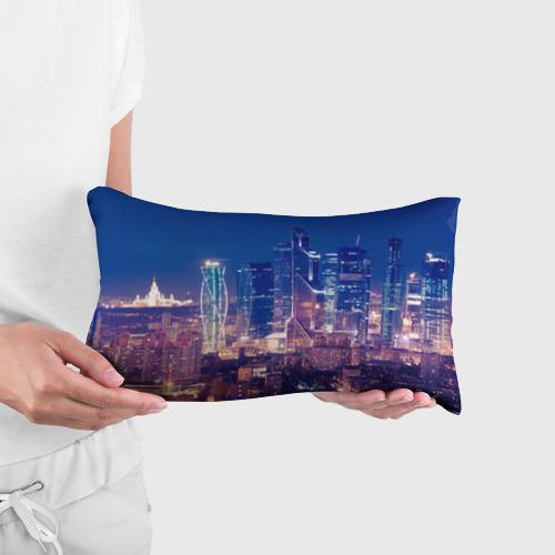 Подушка 3D антистресс  Фото 03, Ночная Москва