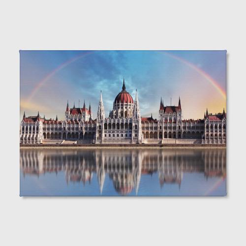 Холст прямоугольный  Фото 02, Будапешт
