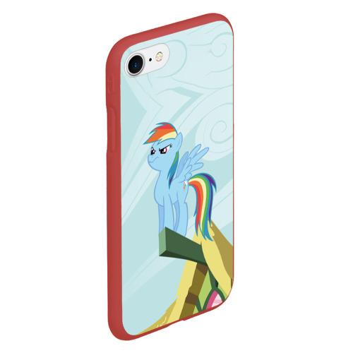 Чехол для iPhone 7/8 матовый Rainbow Фото 01