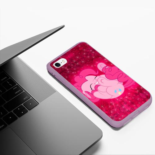 Чехол для iPhone 6Plus/6S Plus матовый Пирожок Фото 01