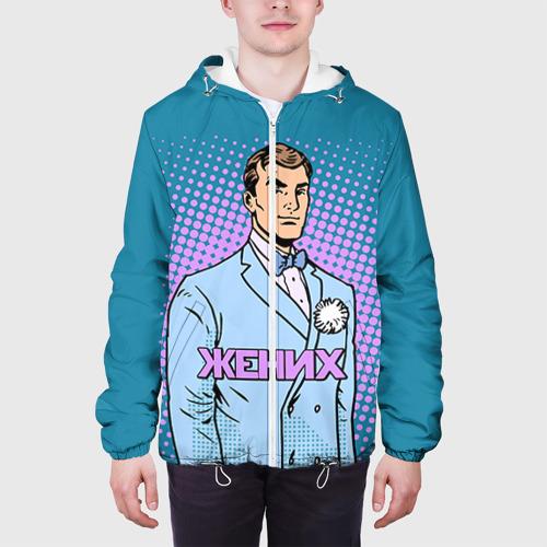 Мужская куртка 3D  Фото 04, Жених