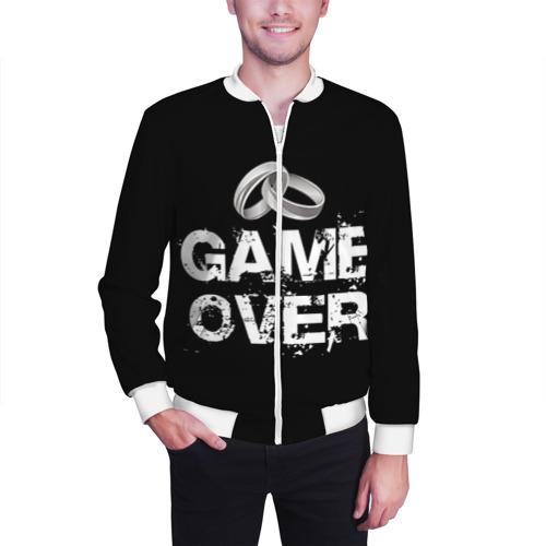 Мужской бомбер 3D  Фото 03, Game over