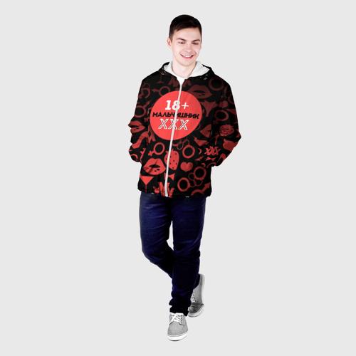 Мужская куртка 3D  Фото 03, Мальчишник 18+