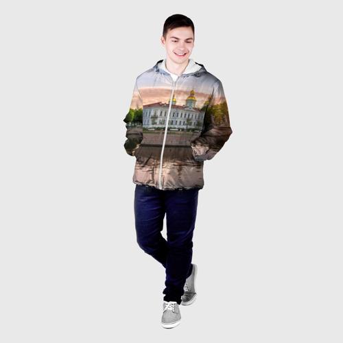 Мужская куртка 3D  Фото 03, Питер