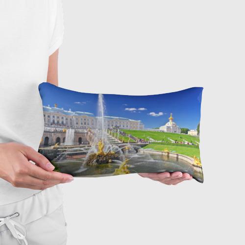 Подушка 3D антистресс  Фото 03, Петергоф