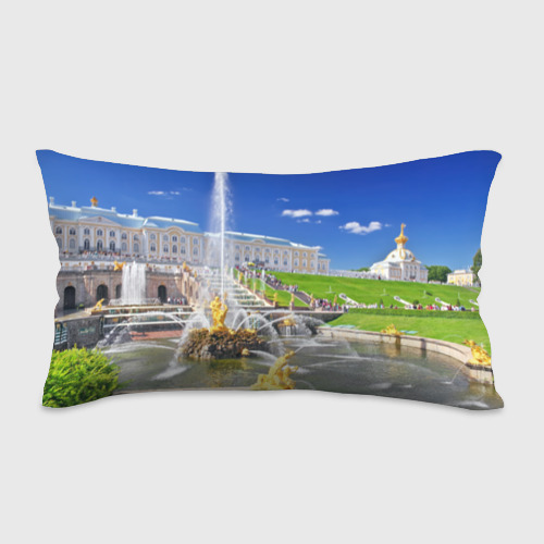Подушка 3D антистресс  Фото 01, Петергоф