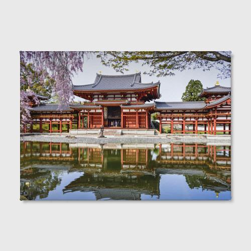 Холст прямоугольный  Фото 02, Япония