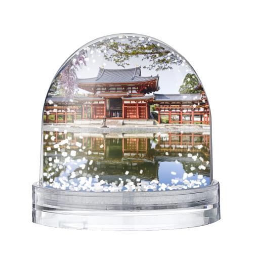 Водяной шар со снегом Япония