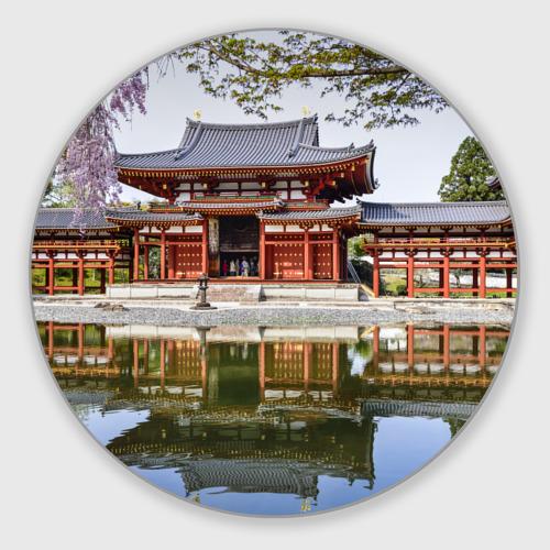 Коврик для мышки круглый Япония Фото 01