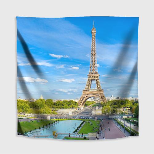 Скатерть 3D  Фото 02, Париж