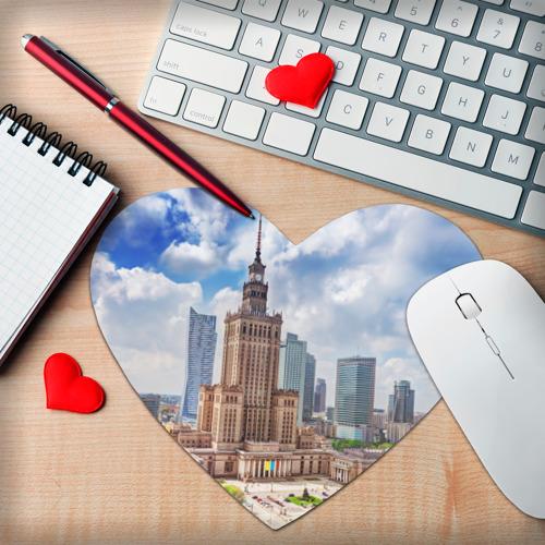 Коврик сердце  Фото 02, Польша