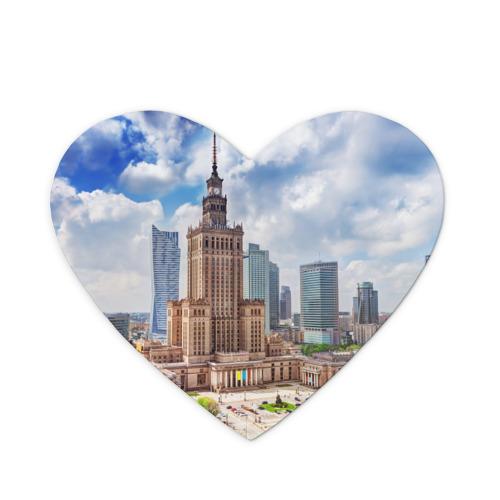 Коврик сердце  Фото 01, Польша