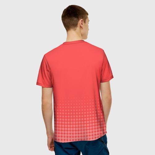 Мужская футболка 3D  Фото 02, Муж
