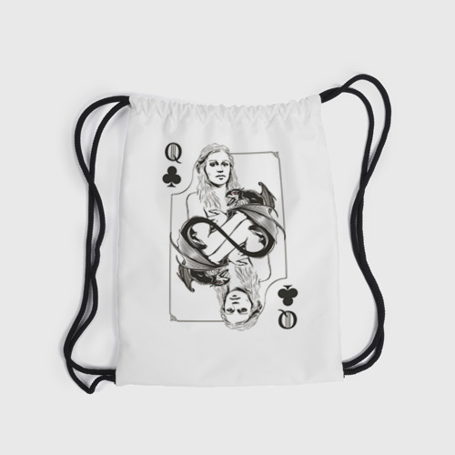 Рюкзак-мешок 3D  Фото 04, Дейенерис Таргариен