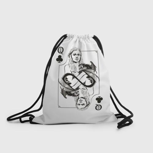 Рюкзак-мешок 3D  Фото 01, Дейенерис Таргариен