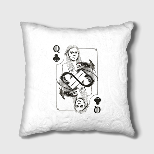 Подушка 3D Дейенерис Таргариен