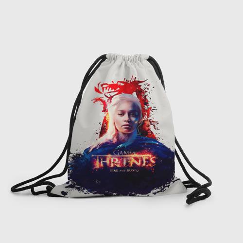 Рюкзак-мешок 3D  Фото 01, Дейенерис